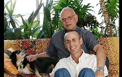 """פרופ' אבן וד""""ר קמה ב-2005 (צילום: אביגיל עוזי) (צילום: אביגיל עוזי)"""