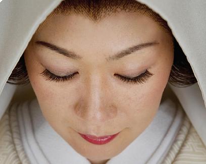 """""""הבודהה בעליית הגג"""". קול כלה יפנית (עטיפת הספר) (צילום: עטיפת הספר) (צילום: עטיפת הספר)"""