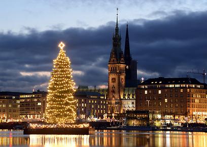 המבורג, גרמניה (צילום: EPA) (צילום: EPA)