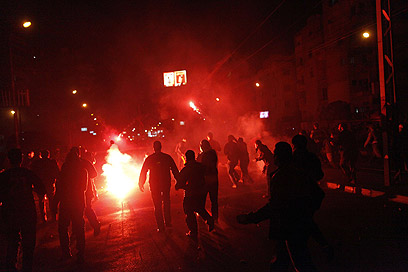 Violence in Cairo earlier this month (Photo: AFP)