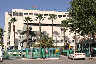 חמישה מאושפזים לאחר שלקו בשפעת החזירים. בית חולים מאיר (צילום: עידו ארז) (צילום: עידו ארז)