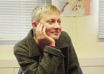 ענת גוב. כתבה גם עבור תוכניות עם גידי גוב (צילום: גבי מנשה) (צילום: גבי מנשה)
