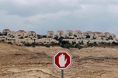 West Bank settlements (Photo: Reuters) (Photo: Reuters)