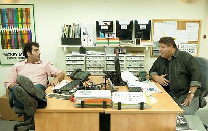 """משרד פייפר אופיס. מתוך """"המשרד"""" (צילום: איתן ברנט) (צילום: איתן ברנט)"""