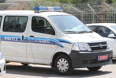 הועבר לטיפול המשטרה (צילום: אורן אהרוני) (צילום: אורן אהרוני)