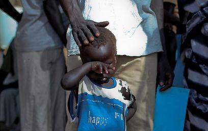 ילד מדרפור (צילום: רויטרס)