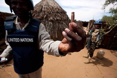 האיחוד האפריקני מצליח באחרונה למלא תפקיד יעיל יותר ויותר בפתרון סכסוכים (צילום: AFP)