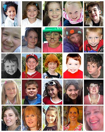 26 נרצחו בבית הספר, בהם 20 ילדים (צילום: רויטרס) (צילום: רויטרס)