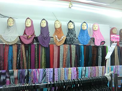 חנות רעלות לנשים (צילום: אלדד בק) (צילום: אלדד בק)