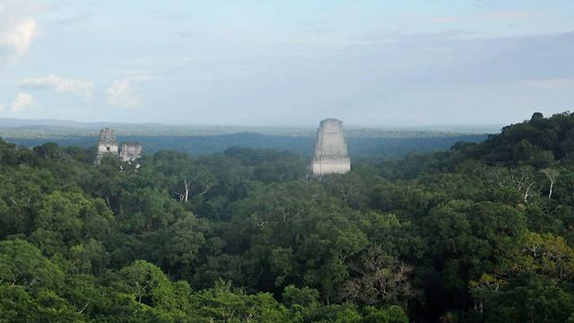 Mayan UNESCO site in Guatemala (Photo: Reuters)