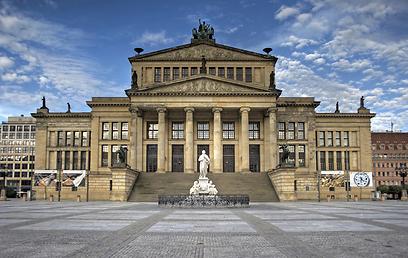 משכן התזמורת. ברלין (צילום: AKhodi) (צילום: AKhodi)