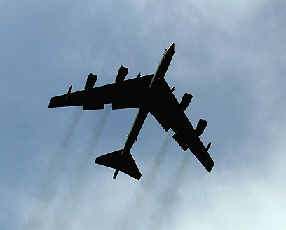 """ה-B-52. """"הוא לא ישרוד"""" (צילום: gettyimages) (צילום: gettyimages)"""