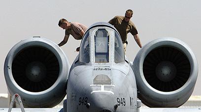ה-A-10. עלות השיפוץ נאמדת ב-2.25 מיליארד דולרים ב-2013 (צילום: gettyimages) (צילום: gettyimages)