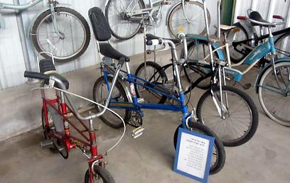אופני צ'ופר (צילום: עזרא שהרבני, בייקפאנל) (צילום: עזרא שהרבני, בייקפאנל)