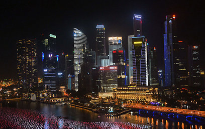 סינגפור (צילום: AFP)
