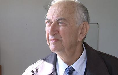 ראש העיר ראשון לציון לשעבר. מאיר ניצן ()