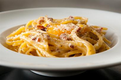 איטלקי אוהב פסטה? בטח אוהב (צילום: ירון ברנר) (צילום: ירון ברנר)
