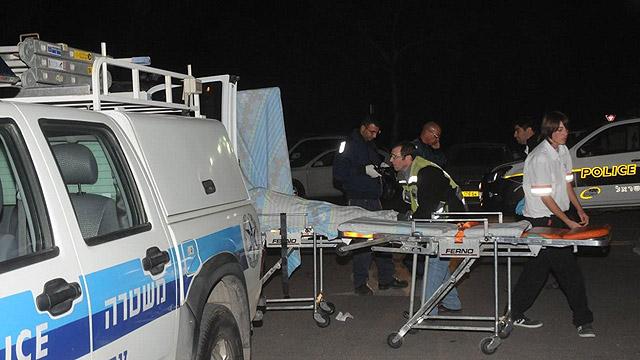 """הרוצח אמר לשוטרים """"אצלנו הכבוד זה דבר ראשון"""" (אילוסטרציה) (צילום: הרצל יוסף) (צילום: הרצל יוסף)"""
