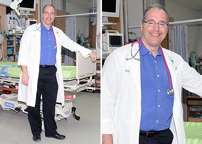 """ד""""ר מיכאל ביים. סניור זה בכיר (צילום: דינה פרנקל) (צילום: דינה פרנקל)"""