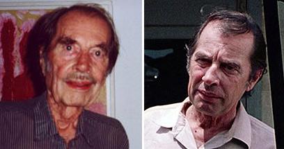 ג'ים סידו אז ולפני מותו (Tim Harden, texaschainsawmassacre.net) ()