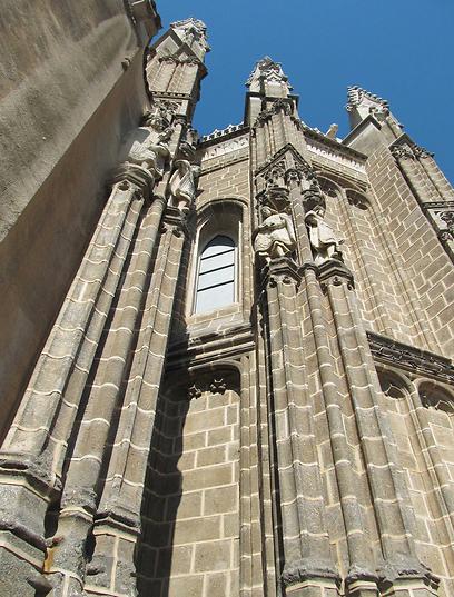 קתדרלת פרימדה סנטה מריה דה טולדו  (צילום: שלמה צדקיהו, טבע הדברים) (צילום: שלמה צדקיהו, טבע הדברים)