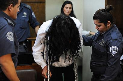 האישום: ניצלה עשרות נערות (צילום: בני דויטש) (צילום: בני דויטש)