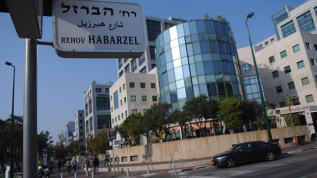 רמת החייל בתל אביב (צילום: ירון ברנר) (צילום: ירון ברנר)