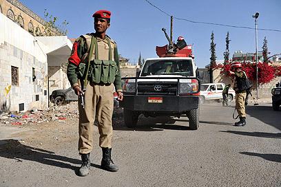 Yemen army (Photo: EPA)