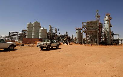 In Amenas gas plant (Photo: AFP) (Photo: AFP)