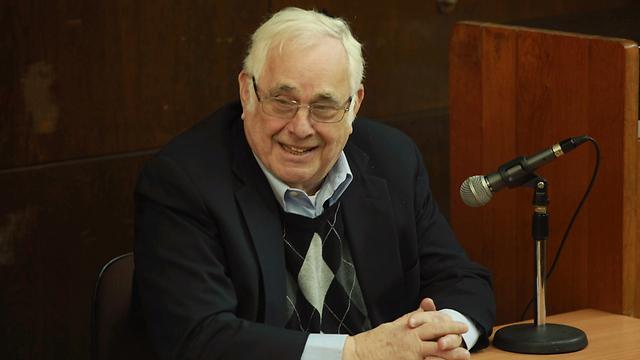 משה טלנסקי בבית המשפט (צילום: מוטי קמחי) (צילום: מוטי קמחי)