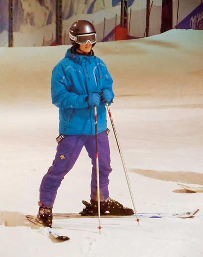 מתחם מלאכותי ובו כמה מסלולי סקי בדרוסקינינקאי (צילום:  עמרי גלפרין, טבע הדברים) (צילום:  עמרי גלפרין, טבע הדברים)