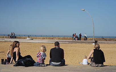 כיף בנמל תל אביב (צילום: בני דויטש) (צילום: בני דויטש)