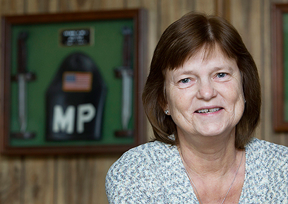 בריי ב-2013. פרשה לאחר שעלו ספקות בנוגע למהימנות דיווחיה על שאירע בקרב (צילום: AP) (צילום: AP)