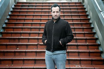 יואב לוי. אודישן מסתורי בדרך להוליווד (צילום: ירון ברנר) (צילום: ירון ברנר)