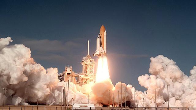 """Космический корабль """"Колумбия"""", 2003 год. Фото: MCT"""