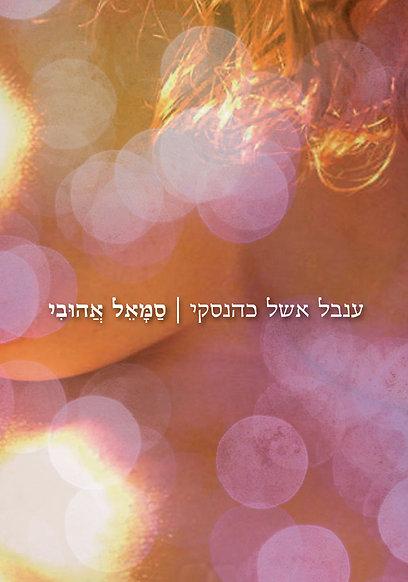 לאהוב את השטן. ספרה של ענבל אשל-כהנסקי (צילום: עטיפת הספר) (צילום: עטיפת הספר)