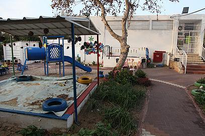 ארגז החול בגן רון (צילום: אבישג שאר-ישוב) (צילום: אבישג שאר-ישוב)