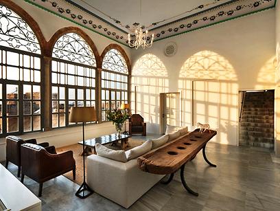 מלון אפנדי (צילום: אסף פינצ'וק) (צילום: אסף פינצ'וק)