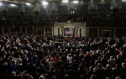 134 חברי קונגרס אמריקנים הם קתולים (צילום: AP)