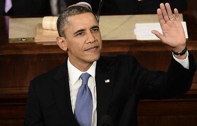 לראיין אותו אחרי הכהונה. ברק אובמה (צילום: AFP) (צילום: AFP)
