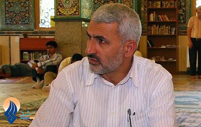 שאטרי היה מפקד משמרות המהפכה בלבנון  (צילום מסך מתוך mashreghnews.ir) (צילום מסך מתוך mashreghnews.ir)