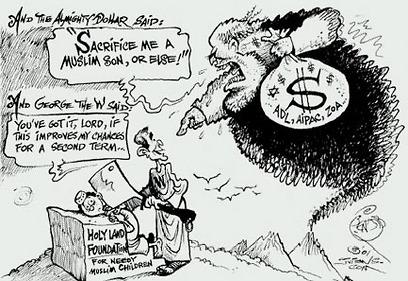 קריקטורה אנטישמית. תעסוקת היהודים השפיעה על תדמיתם ()