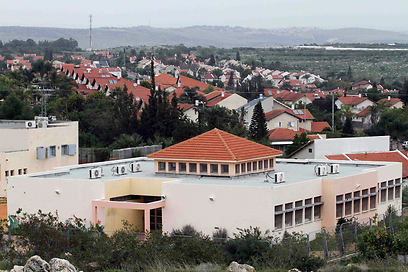 צור יגאל - מבט פנורמי (צילום: עידו ארז)