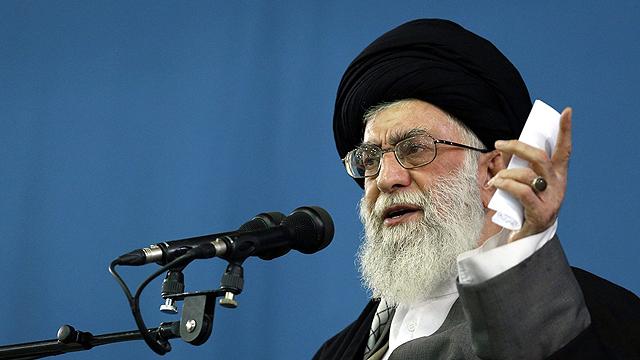 Iran's spiritual leader Ali Khamenei (Photo: EPA) (Photo: EPA)