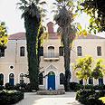 בית הכנסת העתיק. ייפתח לציבור צילום: ג'רמי קרושיה