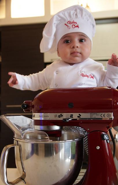 מאסטר שף צעיר (צילום: איריס גל)