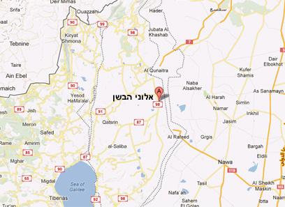 (מפה: Google Maps)