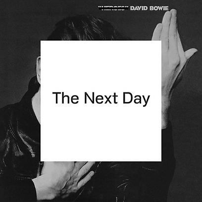 עטיפת האלבום The Next Day ()