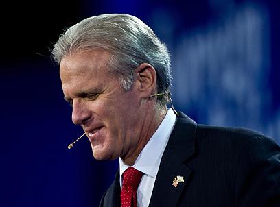 Former Israeli ambassador to US Michael Oren (Photo: AFP)