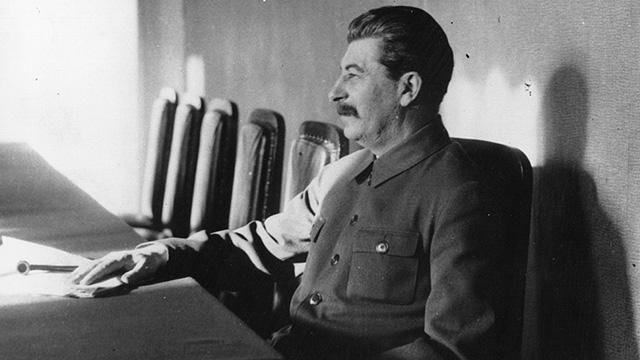 שלח את מתנגדיו לגולאגים. סטלין (צילום: gettyimages)